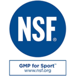 NSF for Sport Certification Logo