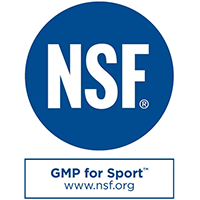 NSF for Sport Certification Logo