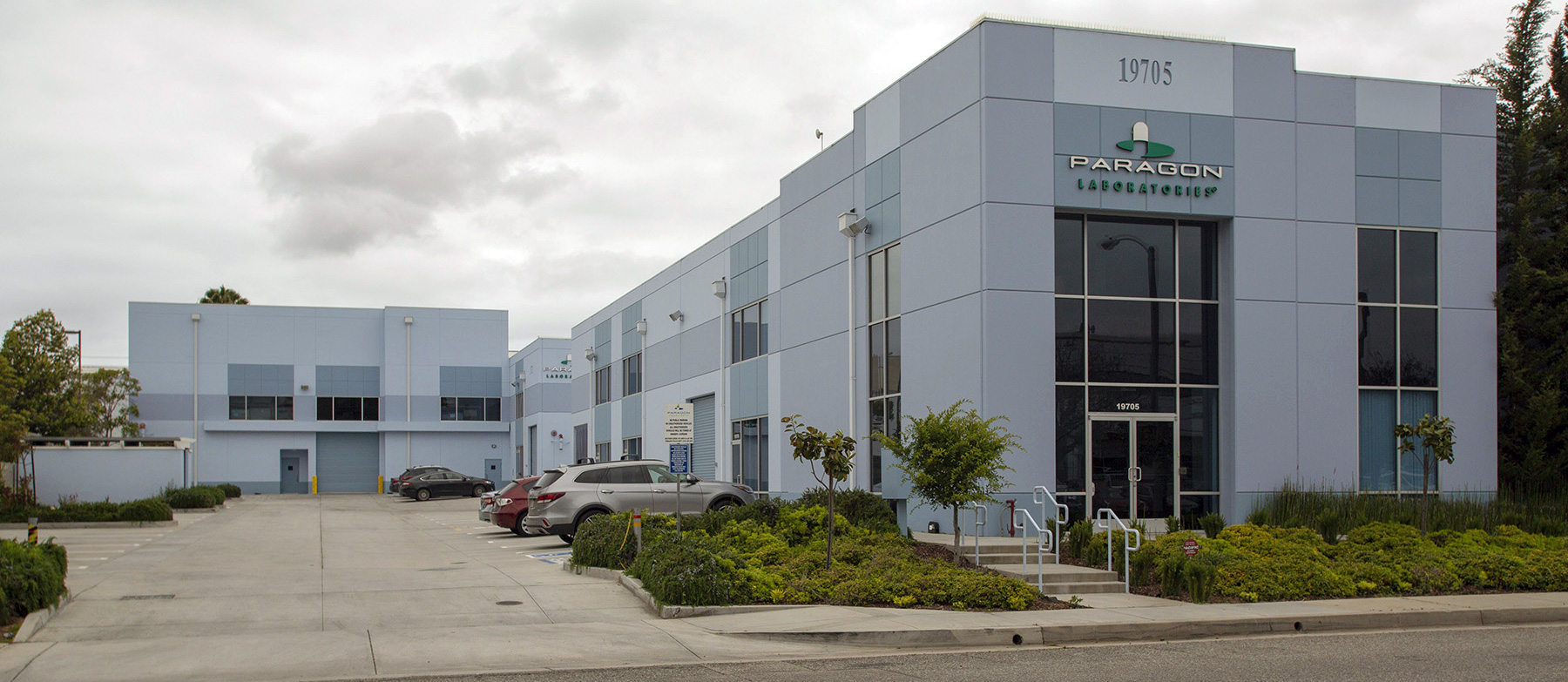 Paragon Laboratories Facility