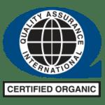 QAI Certified Organic Manufacturer