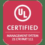 UL Certified supplement manufacturer