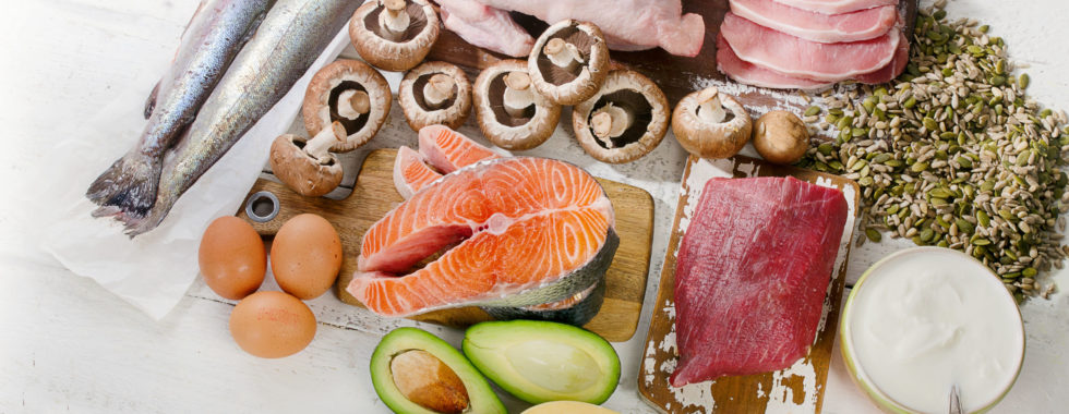 Foods Highest in Vitamin B5.