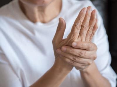 Suffering from Arthritis pain