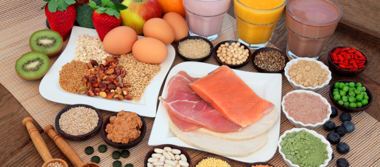 Amino Acids Foods