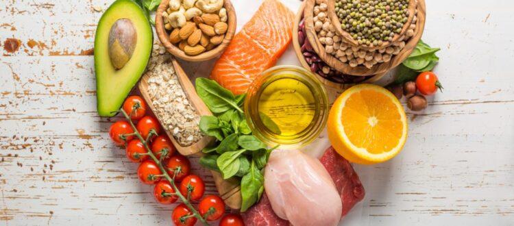 CoQ10 Benefits Food