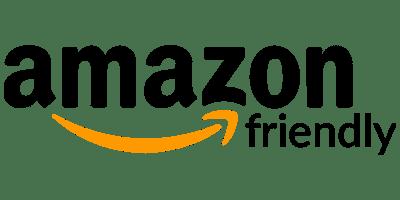 Amazon Friendly logo